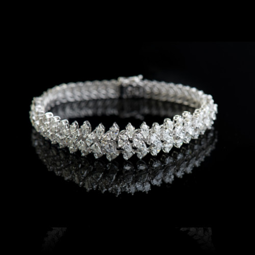 Luxury Diamond Bracelets from Diamonds R 4 Ever in Lymington