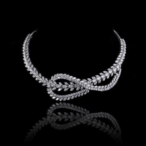 Luxury Diamond Necklaces from Diamonds R 4 Ever in Lymington